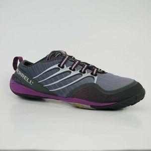 MERRELL Lithe Glove Barefoot Vibram Trail Shoe 6.5